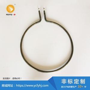 鋁型材擠壓機加熱管