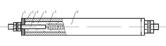 双头电加熱管结构
